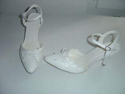 Chaussures satin ivoire chaussure ivoire pas chere for Reservation hotel pas chere